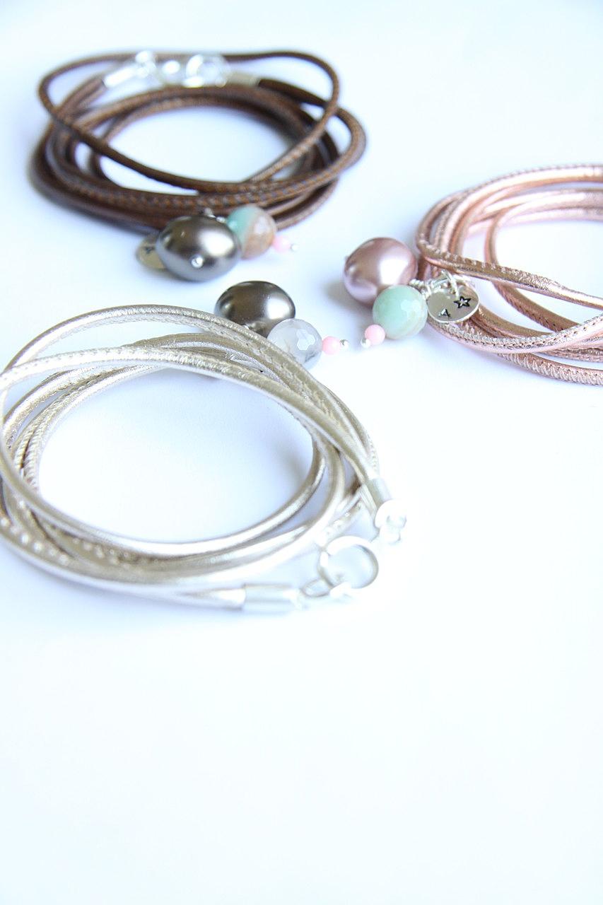 'iPEARL'  Armbänder