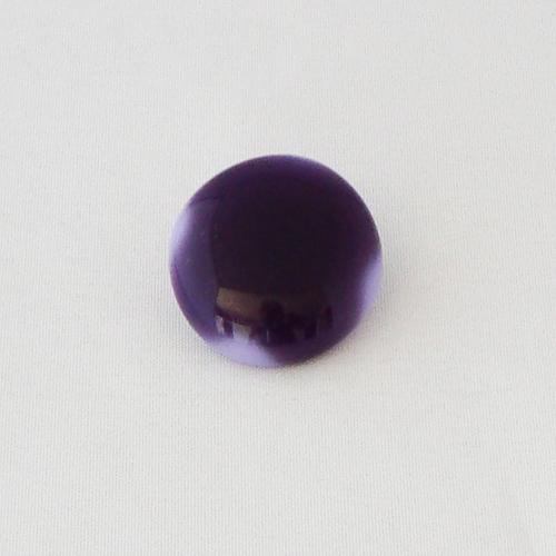 P1201. Easy button steen van paars en lavendel glas.     per stuk €2.00 en 3 voor €5.00.