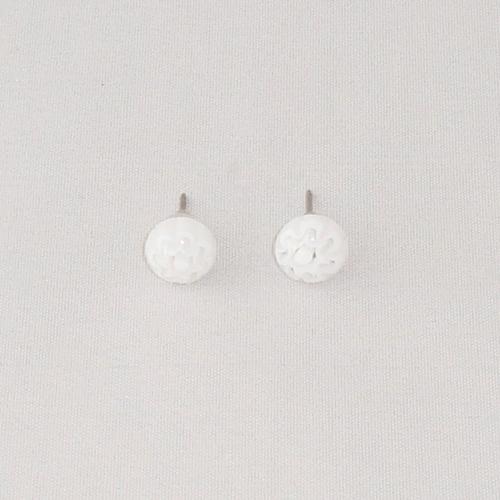 E1185. Witte millefiori. afm. ca. 8 mm.   €6.50.