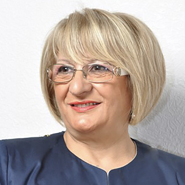 Dr. Eufemia Ippolito, Italy - Executive Finance Officer 2021-2024
