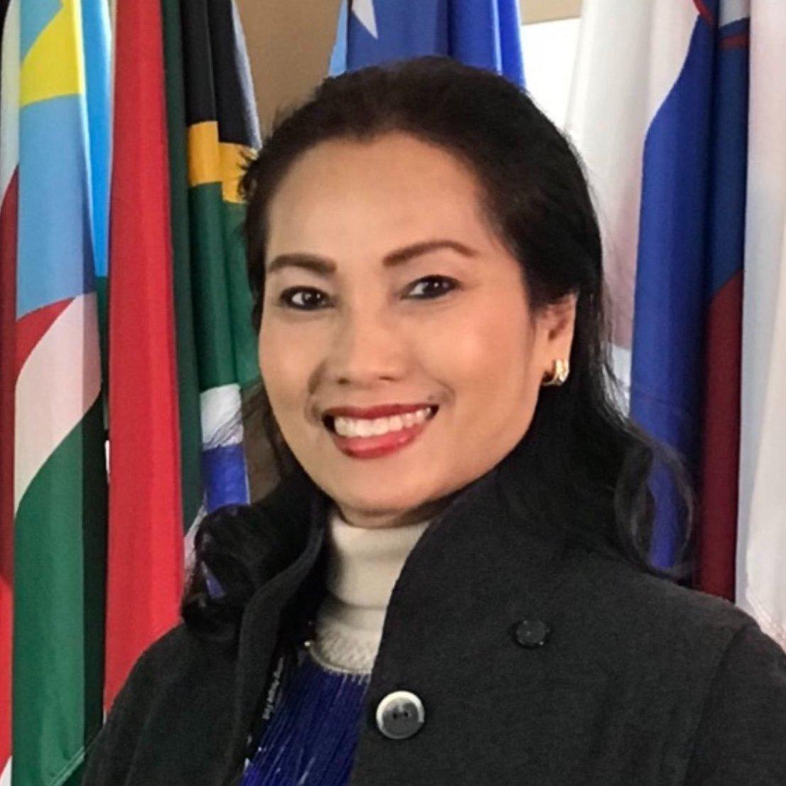 Chularat Israngkool Na Ayutthaya, Thailand - 1st Vice President UN 2021-2024
