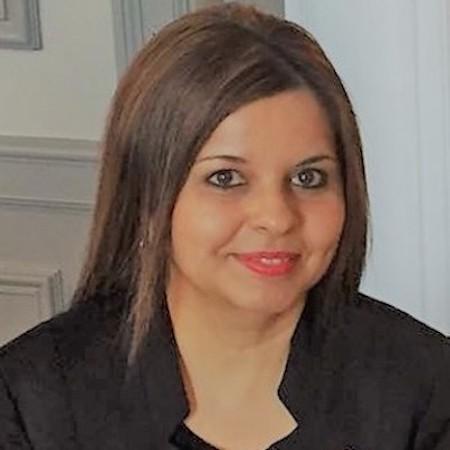 Jenny Gulamani-Abdulla JD - Executive Secretary 2021-2024