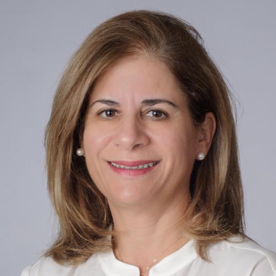Standing Committee Chair - Stella Kammitsi, Cyprus