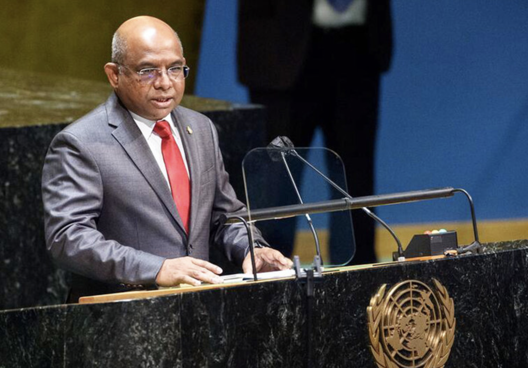 UN elects new President of the General Assembly 76th Session