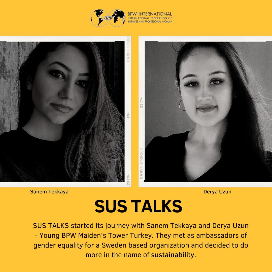 SUS TALKS - Sustainability Talks