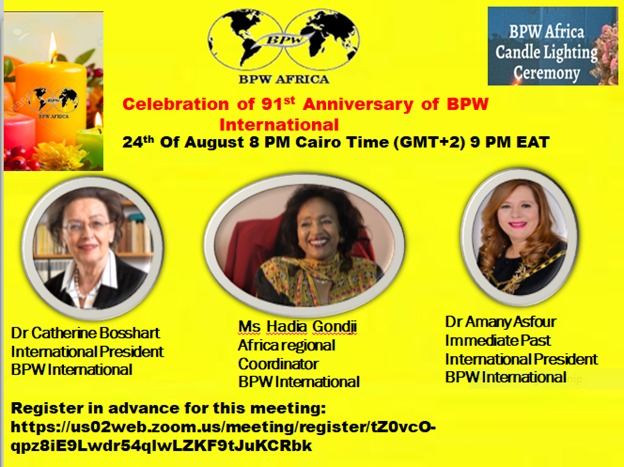 BPW Africa - Welcome! You are invited to join a meeting!