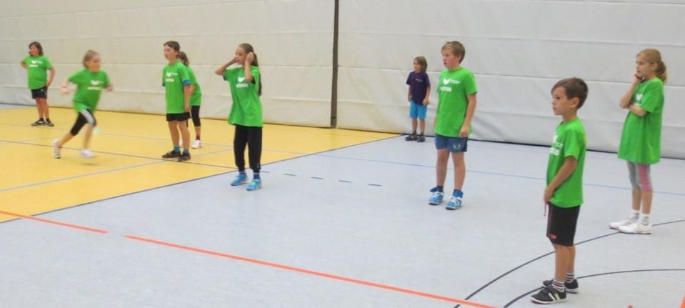 Zwei-Felder-Ball-Turnier