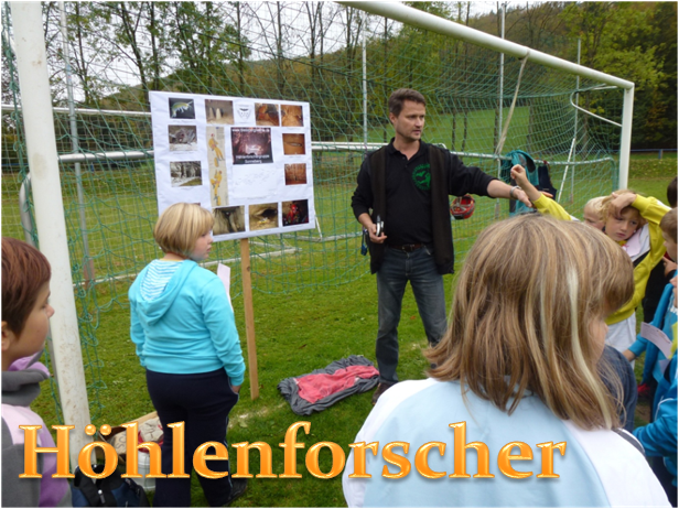 Partner: Der THV (Thüringer Höhlenverein)