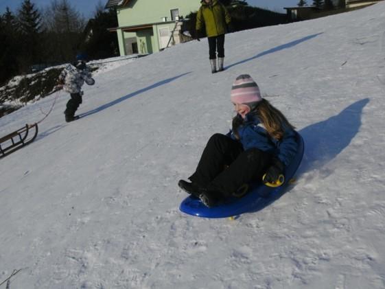 Wintersportfest, Rodelwettbewerb