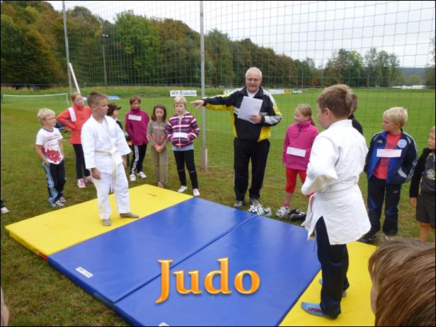 Der Judoverein stellt sich vor