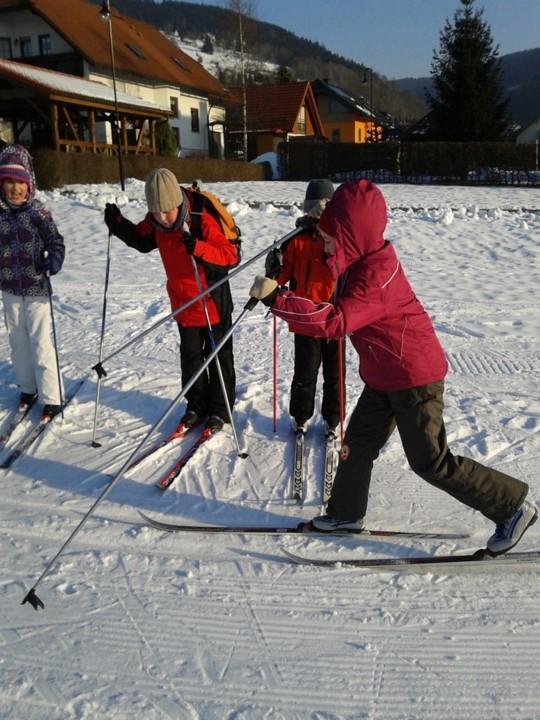 Wintersportfest, Langlauf