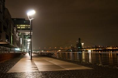 Rheinauhafen In Cologne, Germany