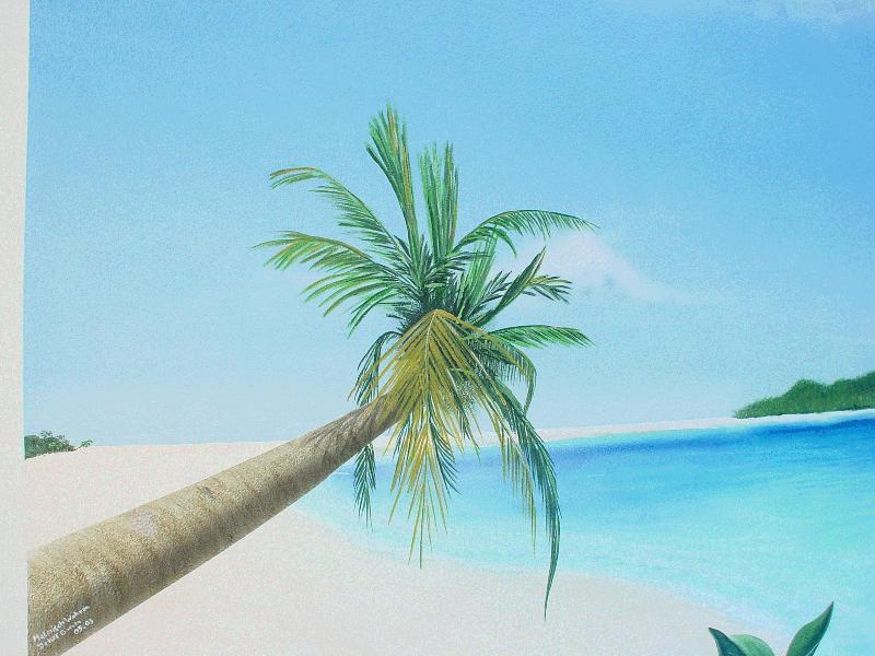 Ausschnitt aus reif für die Insel