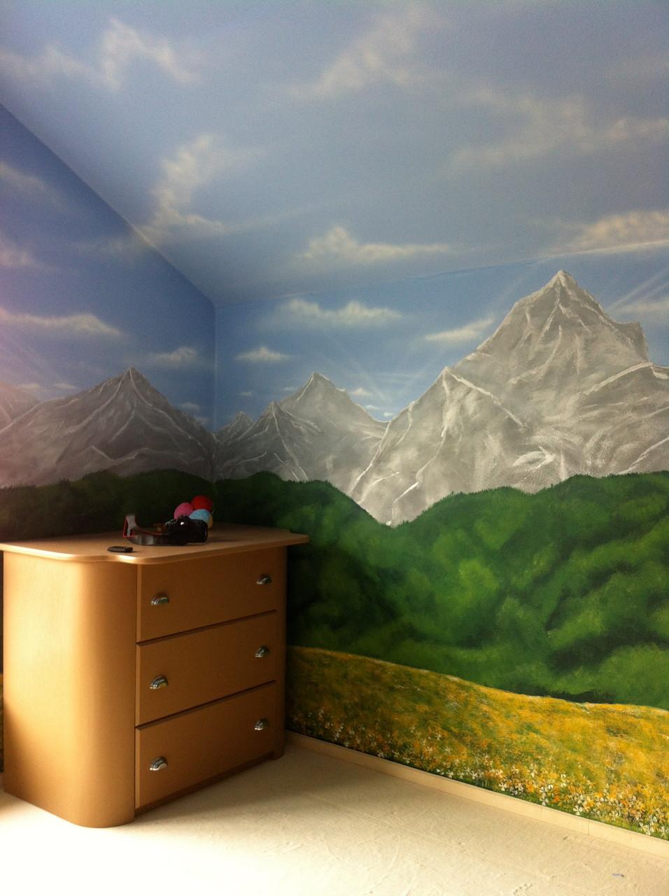 Heidi, deine Welt sind die Berge
