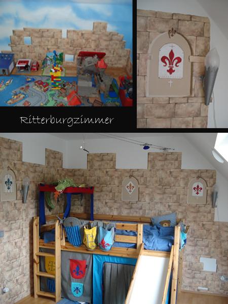 Meine eigene Burg - Illusionsmalerei