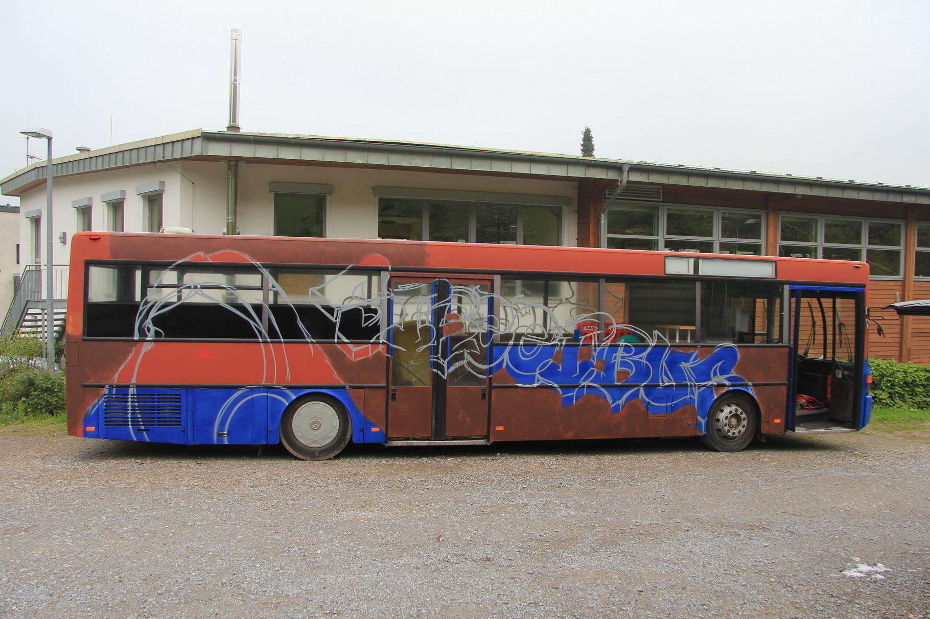 Werdegang der Busgestaltung