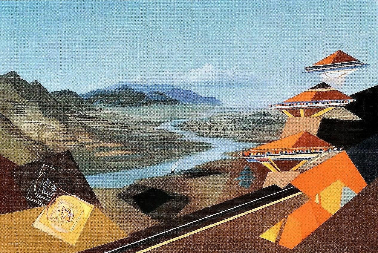Gerhard Ausborn: Aus Nepal, 1992
