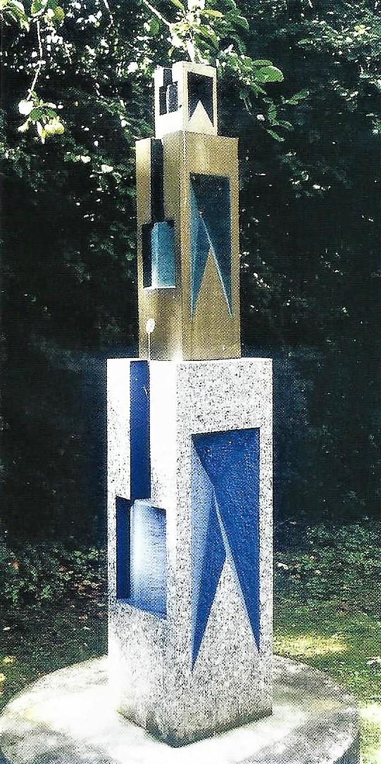 Friedrich Heißmeyer: Stufen, 2000