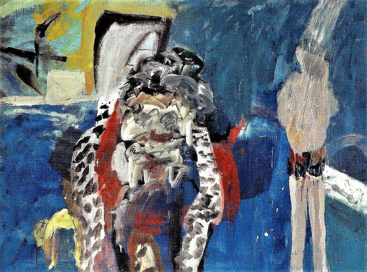 Reinhard Lange: Sylvesterbild, 1991
