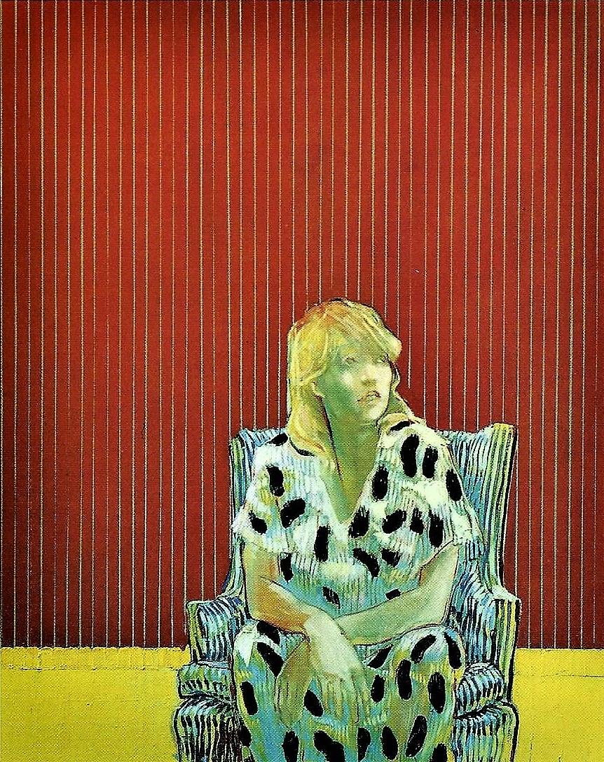 Jere Allen: Streifen und Punkte, 1984