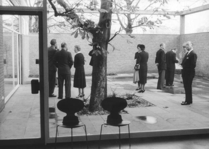 Erste Ausstellung 1957