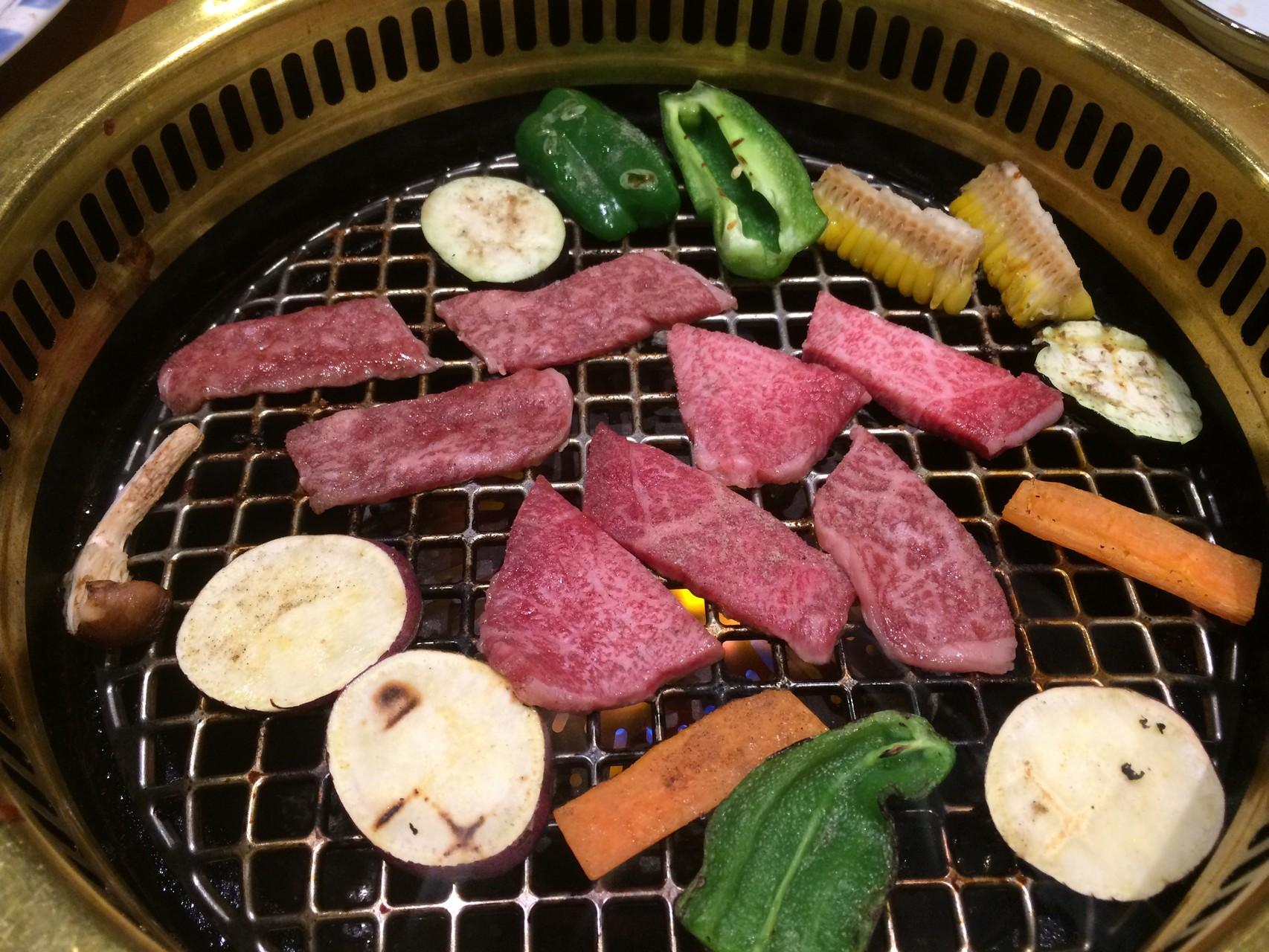 Barbecue japonais à Akashi
