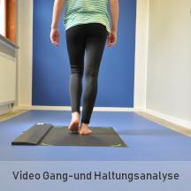 Video Gang- und Haltungsanalyse