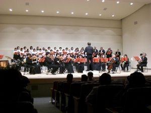 2009年3月の第10回エンゲル・松江記念市民音楽祭