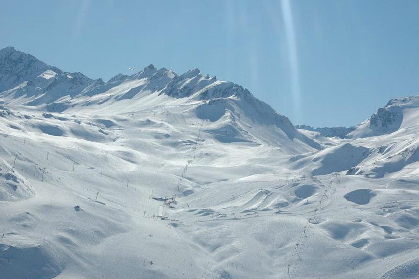 Pistes de ski à Tignes