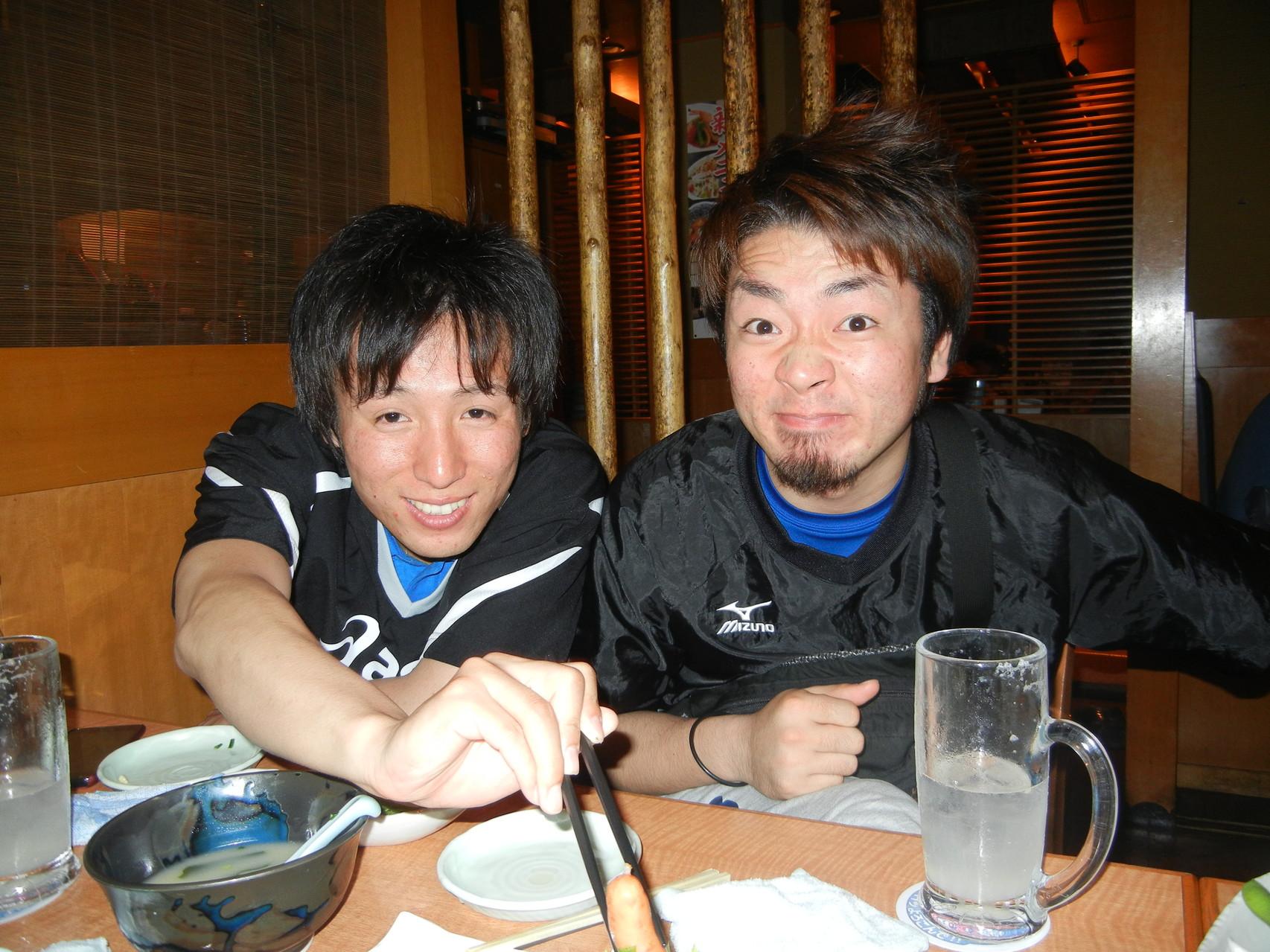 試合の後の酒はなんでこんなに美味しいんだっ!(ノ゚∇゚)ノ