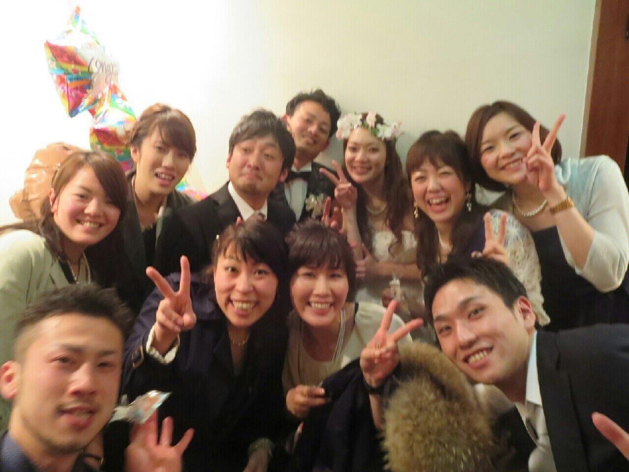 今日はTSUKASAにとって忘れられない日となりました。本当におめでとう!