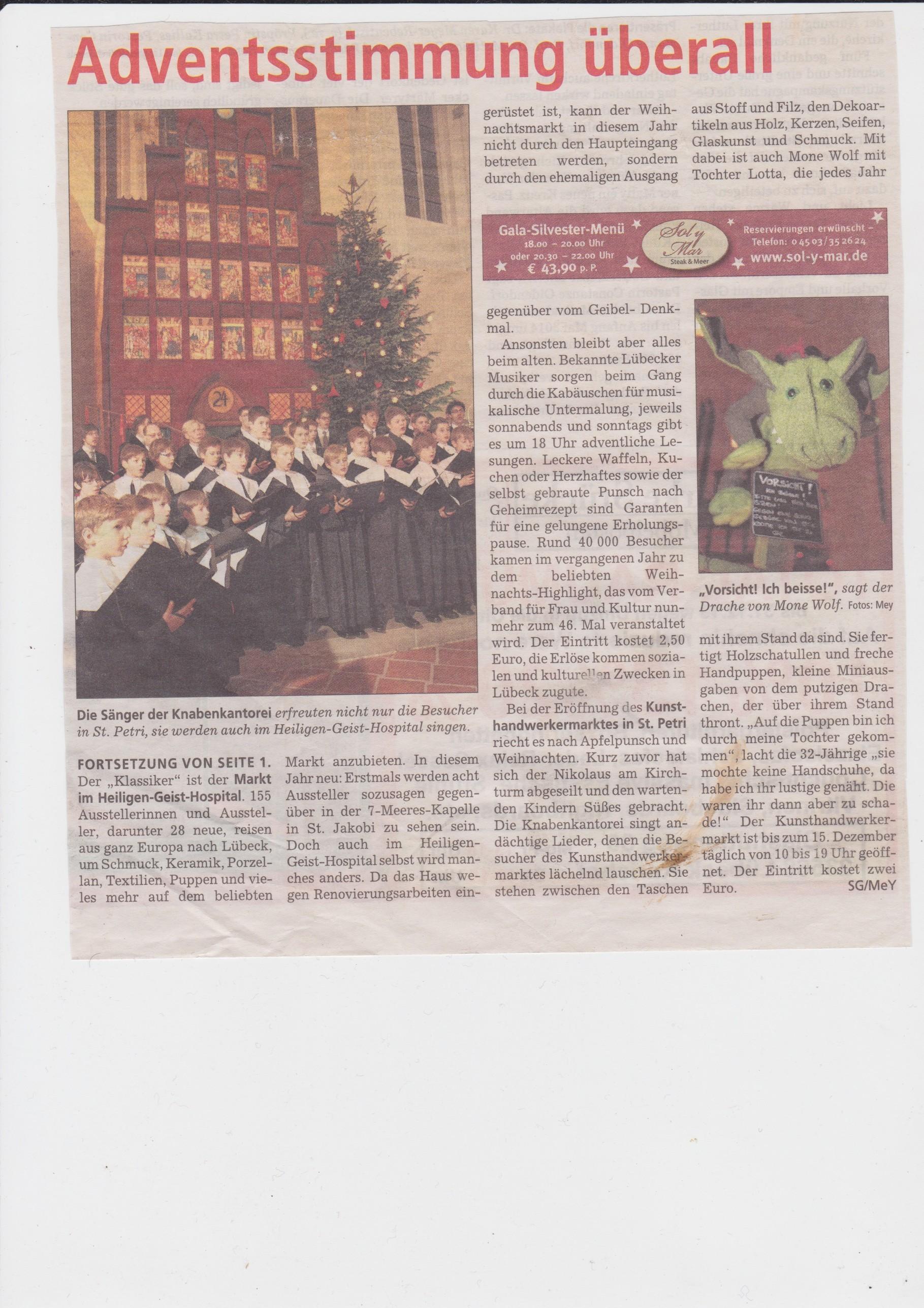 Artikel In Der Landlust Holzwolles Webseite