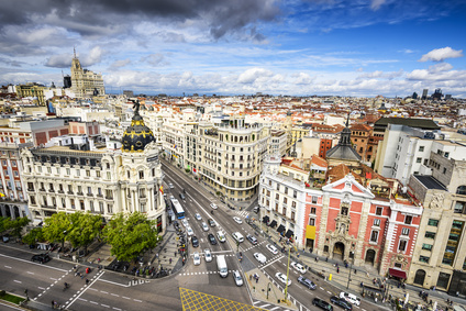 The City Centre Madrid Spain private city tour