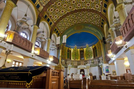 Choral Synagogue Moscow Russia Jewish tours