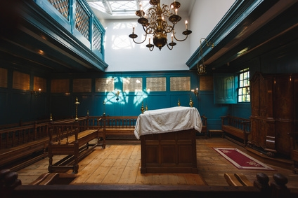 Portuguese Synagogue Amsterdam Jewish Tour private