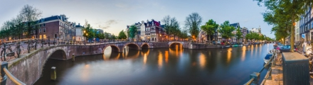 Amsterdam Channels Netherlands city tour excursion