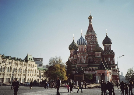 The Red Square Moscow Russia private city tour