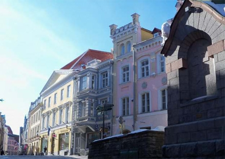 Tallinn Streets Estonia private city tour