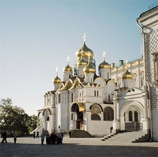 Cathedral of the Annunciation Moscow