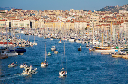 Marseille Harbour France private city tour