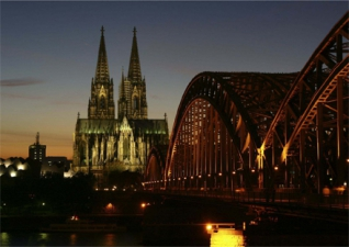 The Cologne Cathedral Germany private city tour