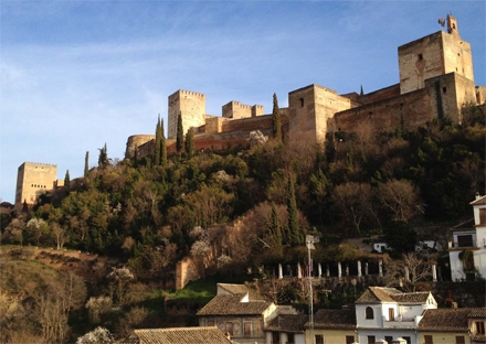 Alhambra Granada Spain private city tour