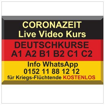 ZooM Live Video Kurs TERMINE