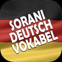 Worterbuch A1 Deutsch-Kurdisch-Sorani-Englisch