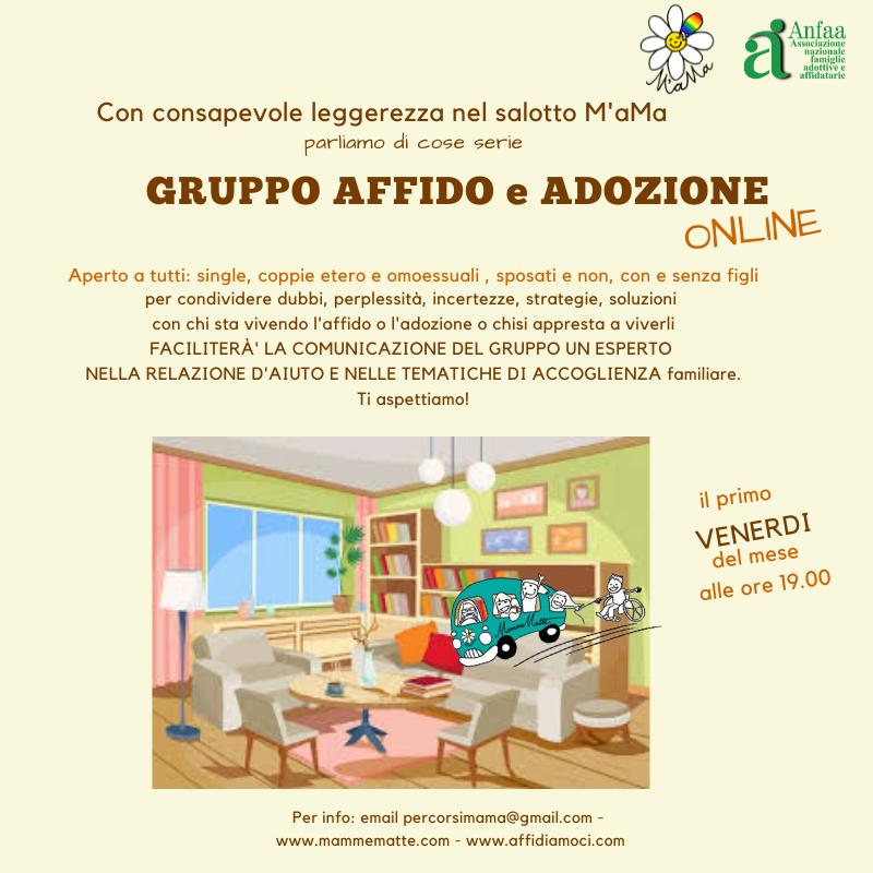 Gruppo affido ed adozione