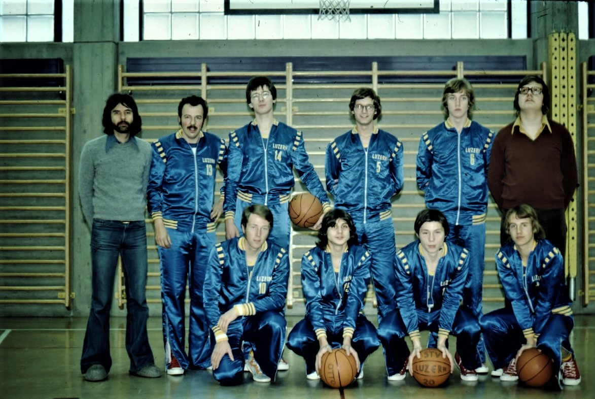 1975/1976 - STV Luzern Herren