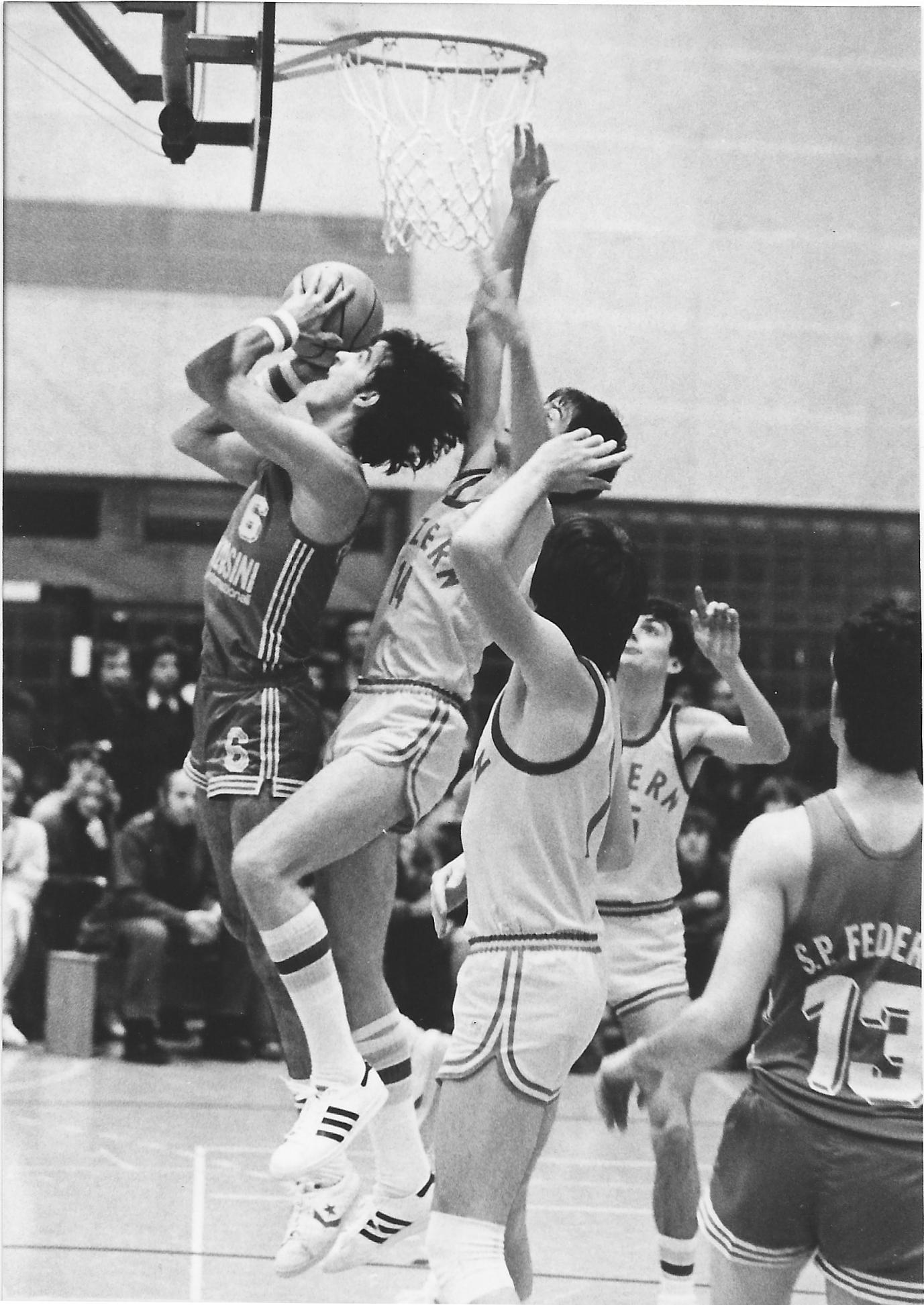 1978 - erfolgreiche Defense
