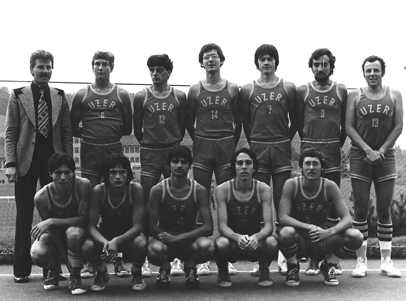 1977/1978 - STV Luzern Herren