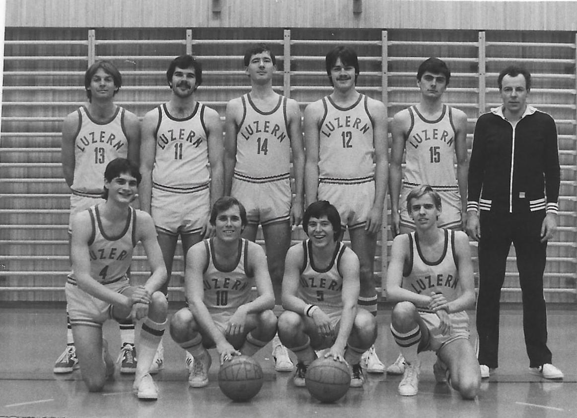 1979/1980 - STV Luzern Herren