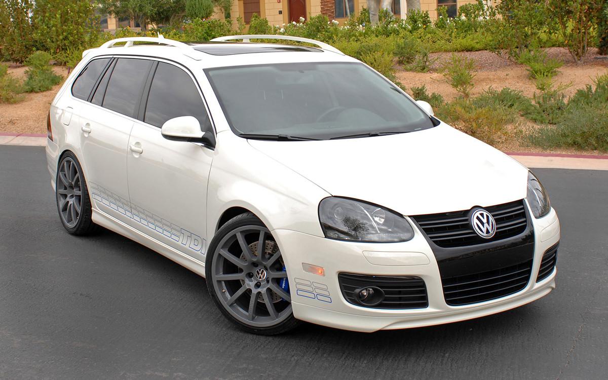 VW Jetta vorher
